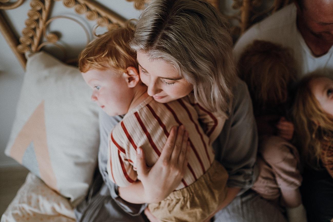 mum hugs