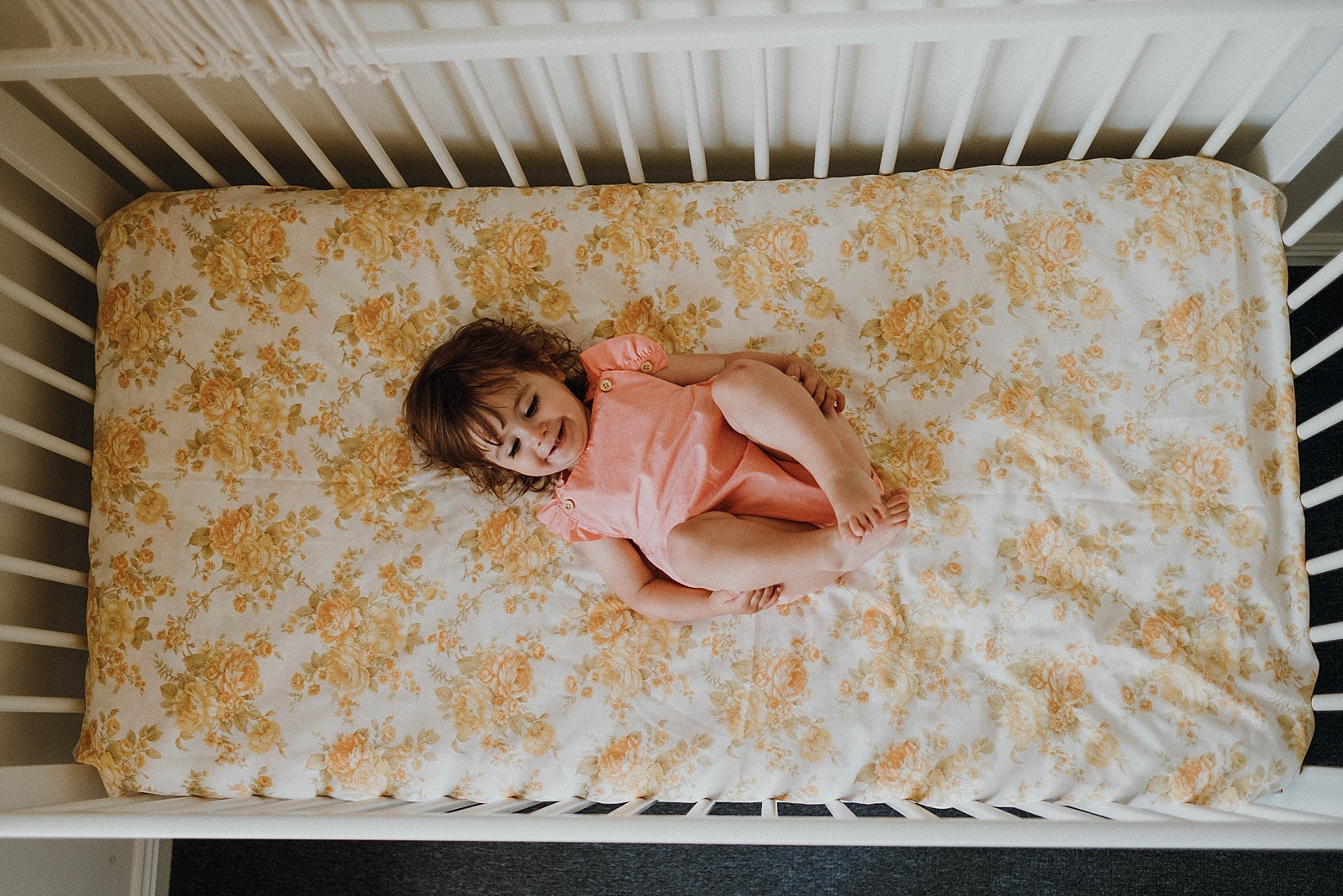 floral cot sheets