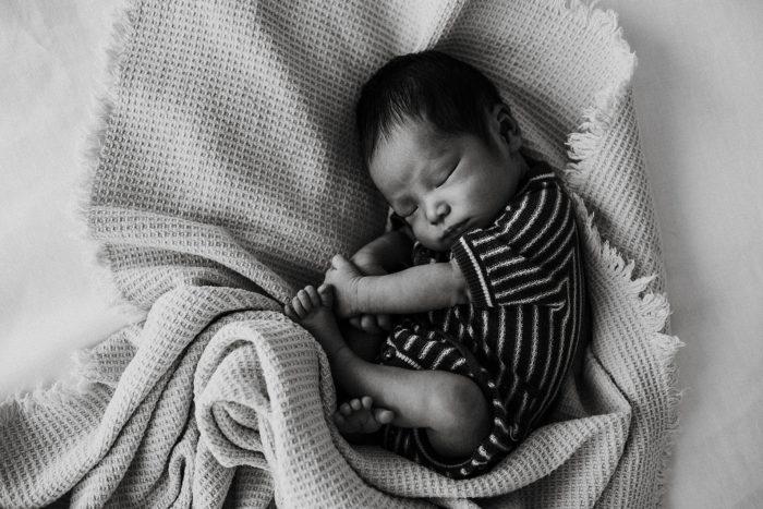 Pure baby Newborn photography