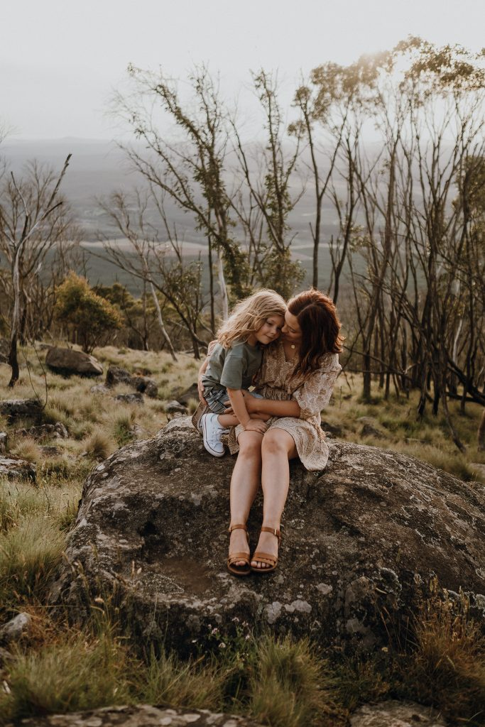 Mount Macedon family photographer